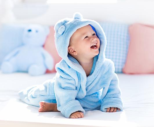 L'ostéopathie est un accompagnement intéressant pour le nouveau-né afin d'améliorer sa qualité de vie